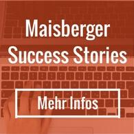 Success Stories Maisberger - Detailbild Laptop