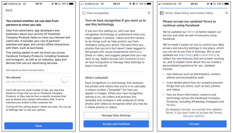 Die DSGVO und die Auswirkungen auf das Facebook Targeting- social-media